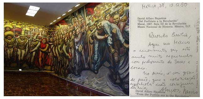 Taqui pra ti a homofobia narciso atrav s dos espelhos for El mural de siqueiros pelicula