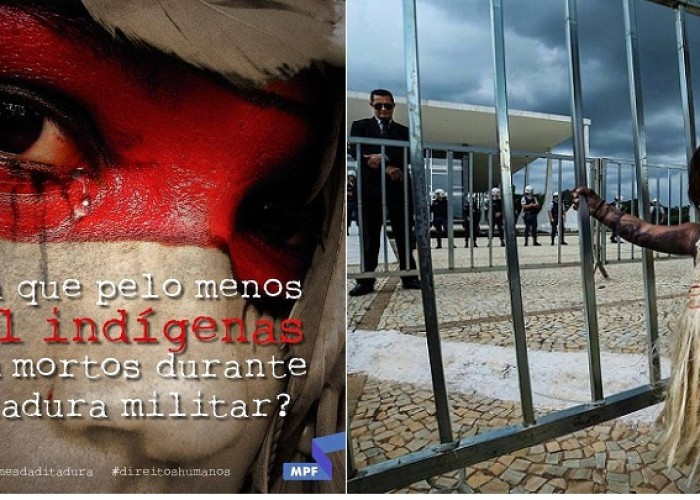Universidade, ditadura e crimes contra os índios