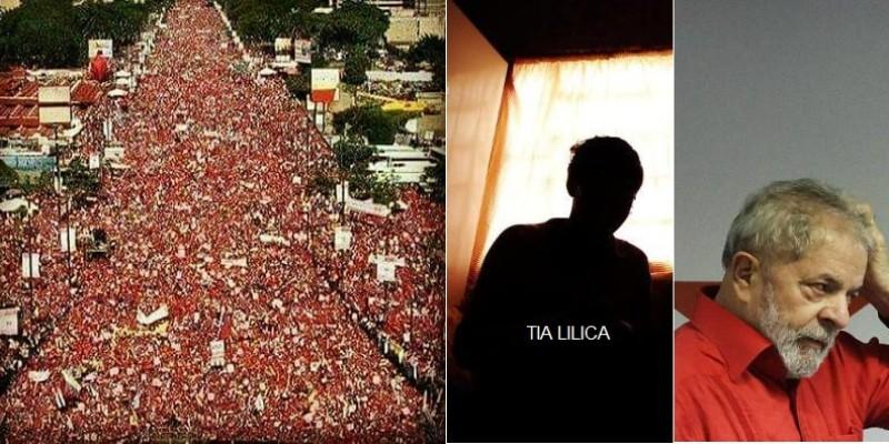 AS RAZÕES DA TIA LILICA: SE O LULA É LADRÃO...